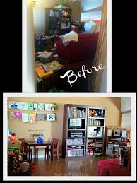 organzing our new playroom tour organizing the kid clutter