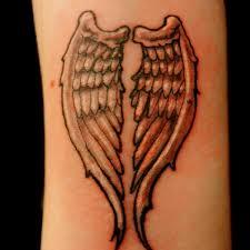 visual chest tattoo wings chest tattoo on tattoochief com