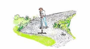 quanto costa la ghiaia vialetto economico in ghiaia per il giardino