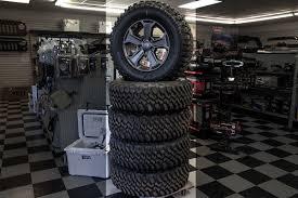 2017 jeep wrangler rubicon recon wheels and tires