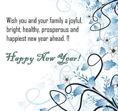 25 exciting new year wishes messages