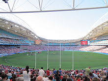 Anz Stadium Floor Plan Stadium Australia Wikipedia