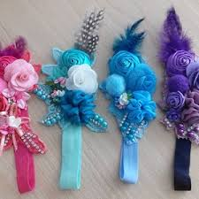 headband baby murah jual headband baby bando bayi bando handmade headband murah qiya