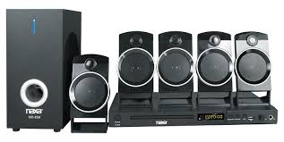 home theater systems amazon com amazon com naxa electronics nd 859 5 1 channel home theater dvd