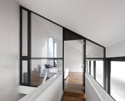 modern white kitchen design in unique house design by am