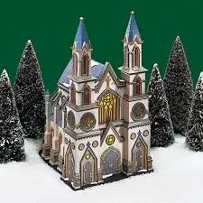 department 56 in the city series church