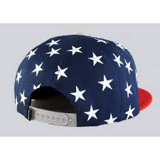 American Flag Snapback Hat Usa Flag Snapback Cap With Stars And Stripes Design