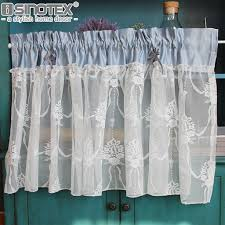 popular cotton cafe curtains buy cheap cotton cafe curtains lots