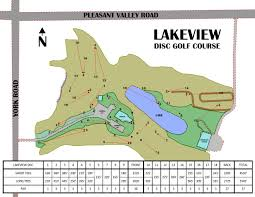 Berea Ohio Map by Lakeview Church Of God Professional Disc Golf Association