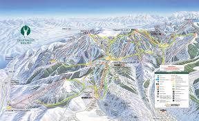 Vail Mountain Map Greatest Snow Plus Black Diamond Aspen Breckenridge Park City