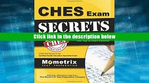 pdf ches exam secrets study guide ches test review for the