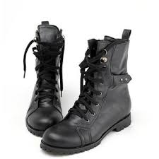 womens boots size 7 5 womens ankle motorcycle boots size us 5 6 7 8 ebay