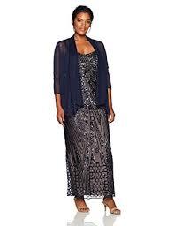r u0026m richards women u0027s plus size long embellished sequins jacket