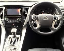 mitsubishi shogun 2016 interior iab reader spots the 2017 mitsubishi shogun sport in the uk