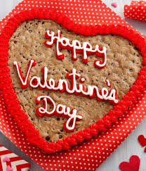 mrs fields cookie cakes mrs fields s day heart cookie cake at from you flowers