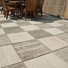 outdoor tile floor concrete plain azores verniprens