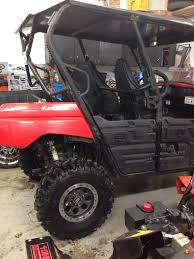 largest tire on stock 2014 t4 800 kawasaki teryx forum