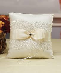 wedding pillows lace ring pillow wedding ring pillow
