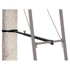 adjustable ladder tree stand support bar 212408 ladder tree
