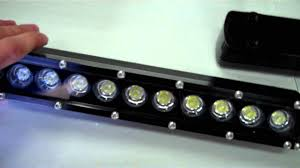 how to build led light bar diy led light bar and 20 inch led heretic studio does it again