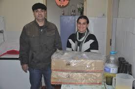 loja maçônica realiza doação para c p madre madalena canguçu em foco