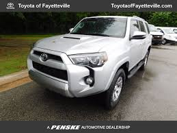 toyota v6 2016 used toyota 4runner 4wd 4dr v6 trail premium at toyota of