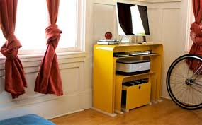 Small Space Computer Desk Ideas Five Small Home Office Ideas Comfortable Chair Organizing And