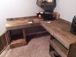 Corner Desk Modern Wooden Corner Desk Furniture For Home Offices Bedroom Ideas