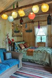 Lantern Lights For Bedroom by Beautiful Boho Bedroom Decorating Ideas And Photos