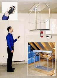the 25 best attic lift ideas on pinterest tote storage ideas