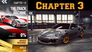 gold porsche gt3 nfs no limits car series the track machine chapter 3