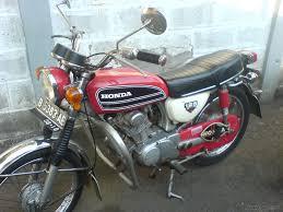 honda cb 125 1973 honda cb 125 picture 993032