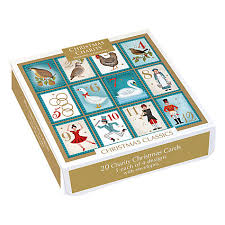 buy museums and galleries classic charity christmas cards