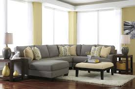 Reversible Sectional Sofa Chaise by Modern 4 Piece Sectional Sofa With Left Chaise U0026 Reversible Seat