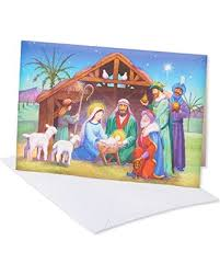 special american greetings 6043660 nativity