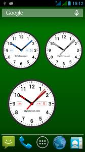 analog clock widgets for android apk analog clock widget plus 7 for android