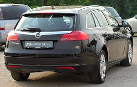 opel insignia sports tourer file opel insignia sports tourer rear 20100622 jpg wikimedia commons