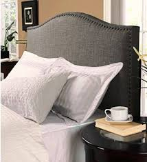 Padded King Size Headboards by 31 Best King Size Fabric Headboard Images On Pinterest Fabric