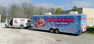 columbus ohio mr game room video game truck party rolling arcade
