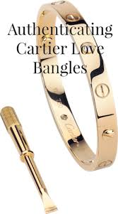 cartier bracelet love bangles images Authenticating cartier love bangles closet full of cash png