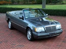 find used 1995 mercedes benz e320 convertible custom 5 1995 mercedes benz e320 cabriolet classic automobiles