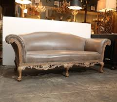 chippendale sofa george ii style chippendale sofa at 1stdibs