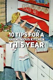 10 tips for a cleaner kitchen this new year