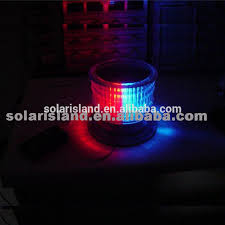 Marine Solar Lights - marine solar navigation light marine solar navigation light