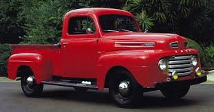 1950 ford up truck 1948 1952 ford