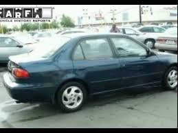 2001 toyota corolla value 2001 toyota corolla s 3 495 class cars slc ut 888 319
