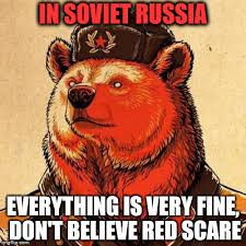 In Soviet Russia Meme - i heard about this new soviet russia meme in which you make fun