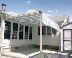 stunning patio awning kits residence remodel images retractable