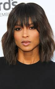 hair parting how to wear a center part no matter your hair type or face shape