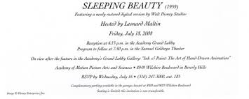 michael sporn animation u2013 splog results sleeping beauty